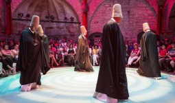 Hodjapasha Cultural Center Istanbul Turkey Sema Ceremony